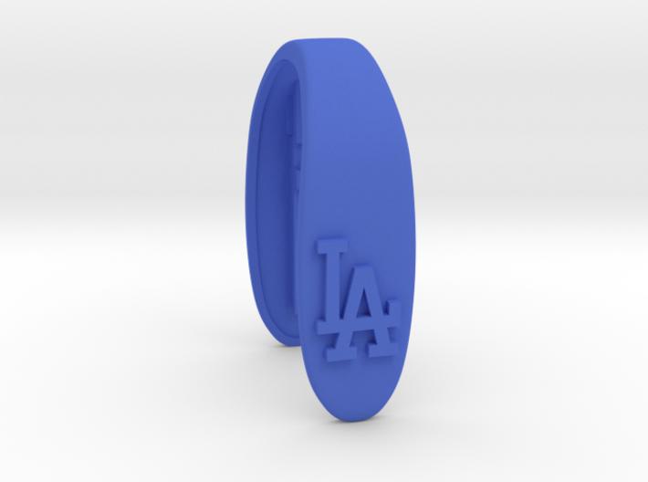 LA DODGERS KEY FOB FOR MINI COOPER F MODEL 3d printed