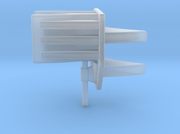 1/35 DKM Schnorkel Support 3d printed