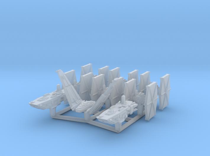 (Armada) First Order Set 3d printed