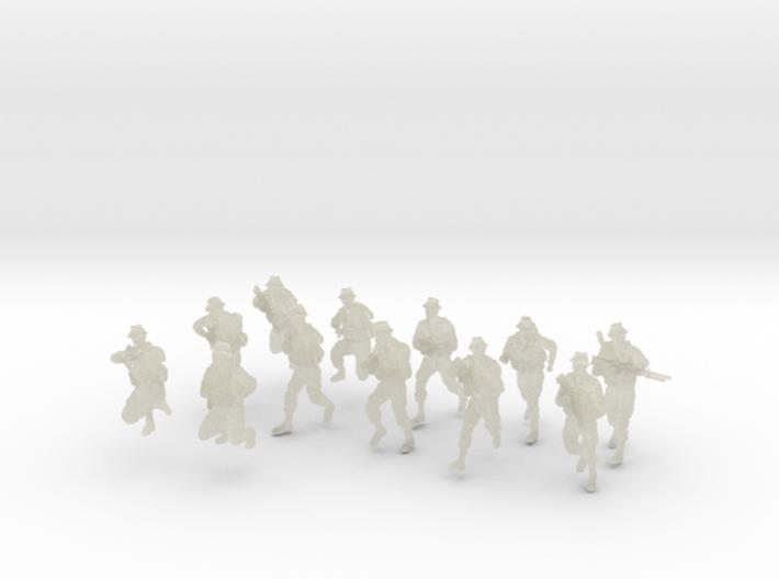 1-72 IDF BONNIE ADVANCE SET 3 3d printed