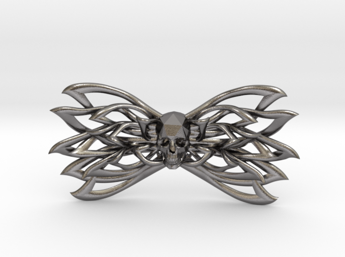 Bow tie Skull specially for Jeff 3d printed