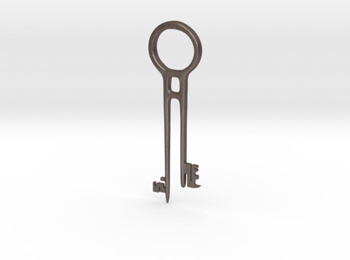 Davy Jones's Key 3d printed