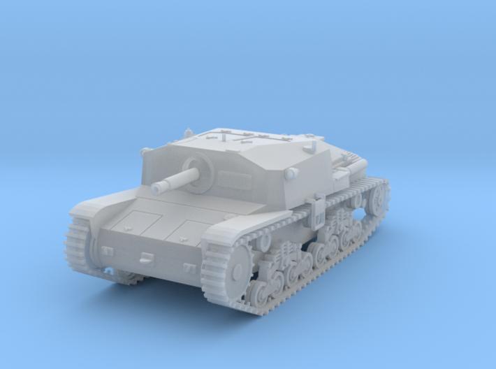 PV40B M40 Semovente 75/18 (1/100) 3d printed