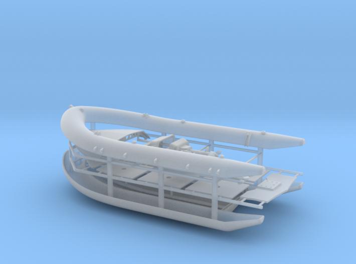 Schlauchboot Typ-B in 1:40 3d printed