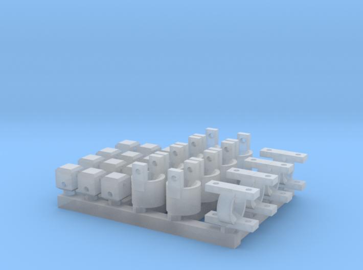 Doppelkardangelenk 3d printed