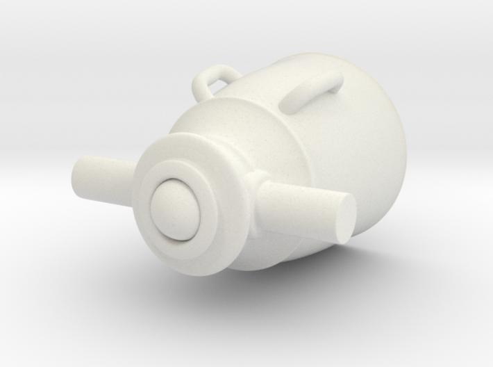 Mortar 3d printed