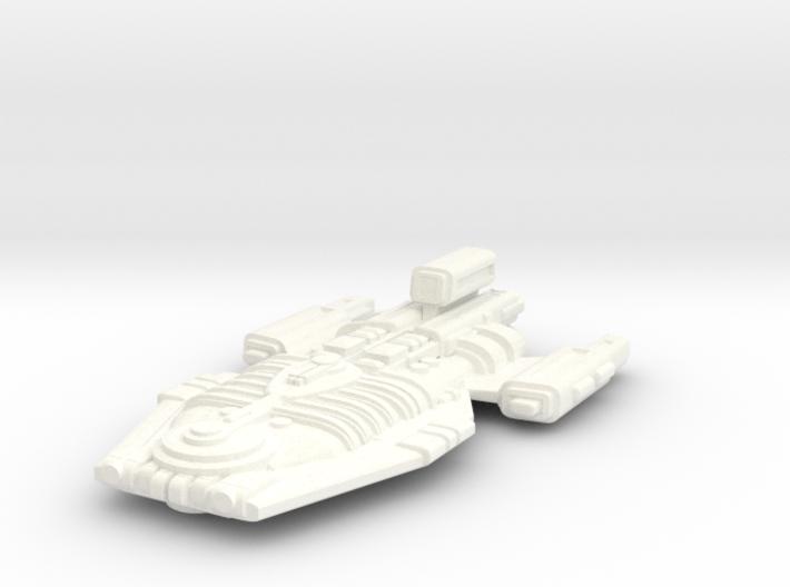 Mallkorrian Dreadnought 3d printed