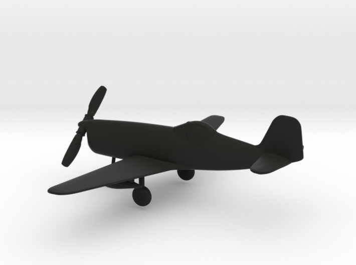 Bell XP-77 3d printed