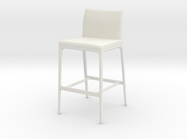 Printle Thing Tabouret 01 - 1/24 3d printed