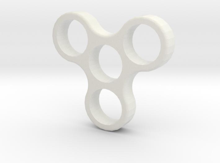 Fidget Spinner Nano  3d printed