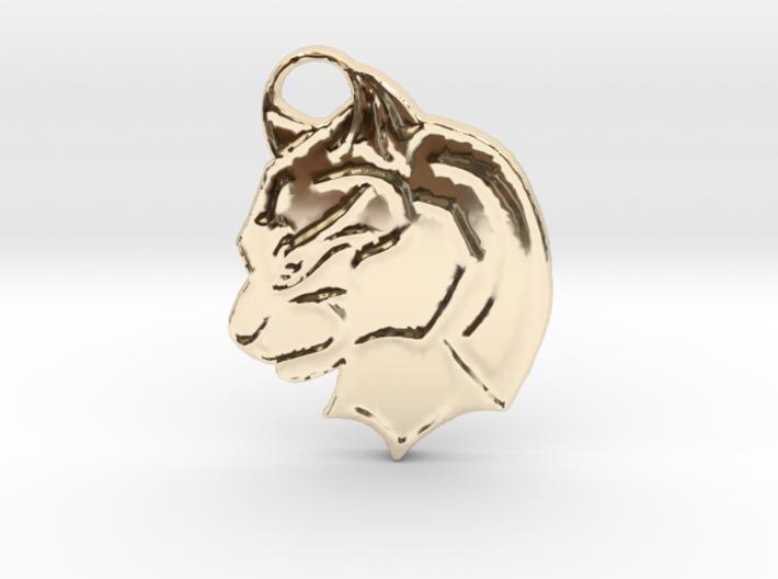 Panther 3d printed