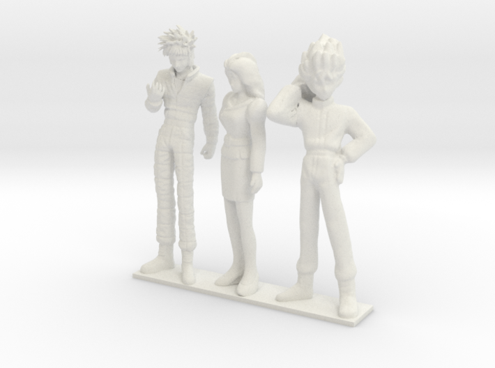 1/24 Formula Racing Team AOI 3d printed