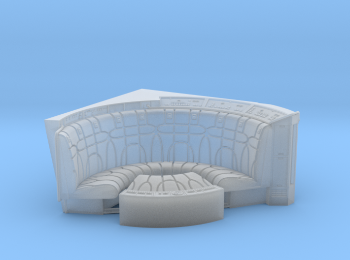 DeAgo Falcon Hold Couch ESB 3d printed
