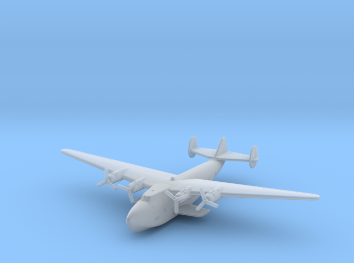 Boeing B-314  Flying Boat  1/700 & 1/600 scales 3d printed