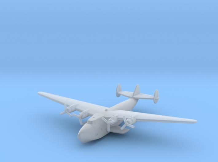 Boeing B-314 Flying Boat 1/700 & 1/600 scales 3d printed