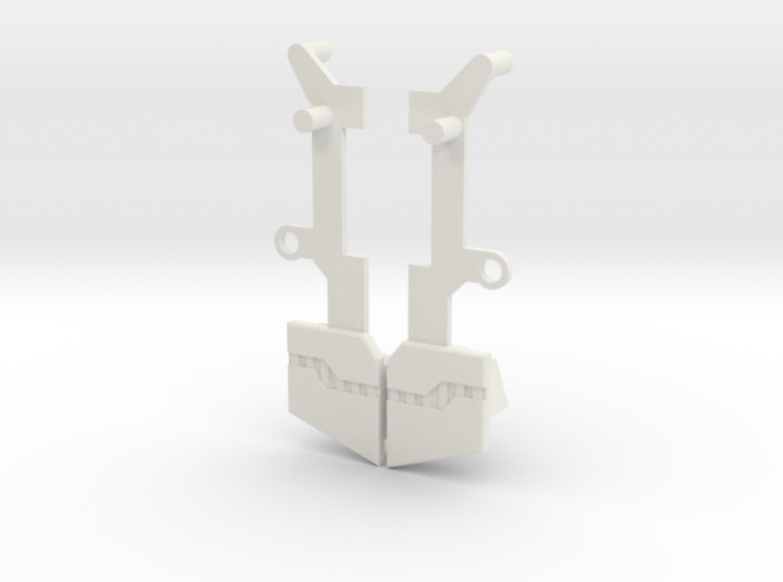 CW Victorion Hip Fillers 3d printed