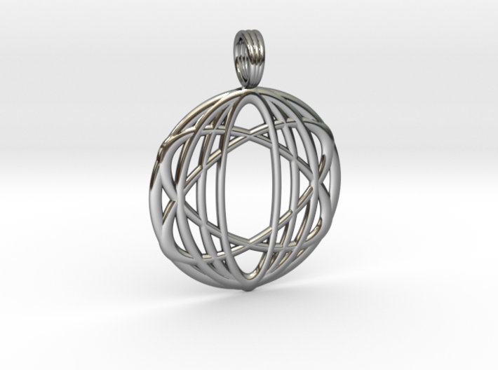 RIPPLES OF LIFE 3d printed