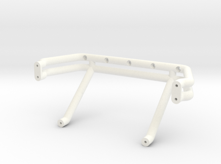 Bigfoot 1 Roll Bar 3d printed