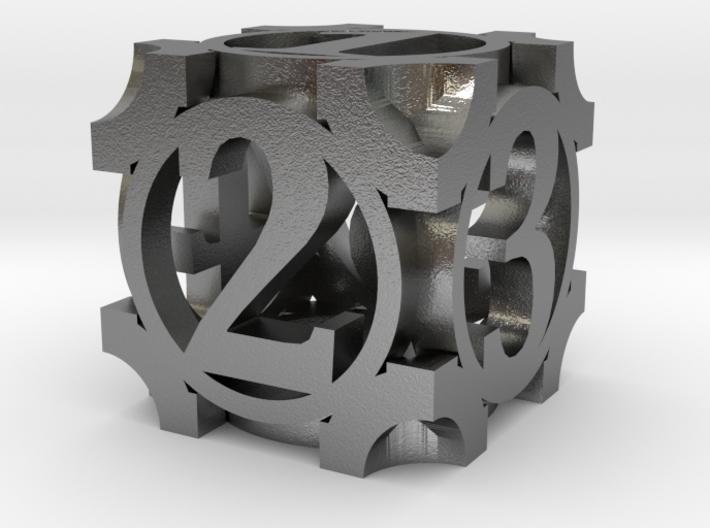 Daedal D6 - 16mm die 3d printed