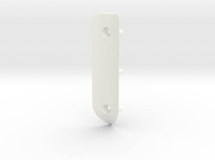 V-Tail Clamp: 105.5 degrees for Passer/X, etc. 3d printed