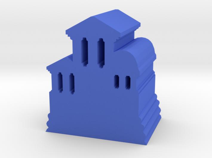 Game Piece, Atlantis, Merfolk City 3d printed