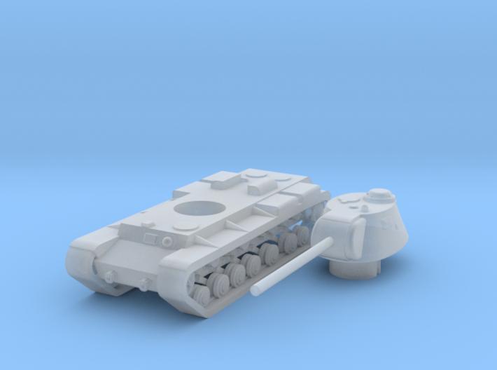 1/285 KV-3 3d printed