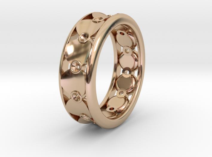 Mambo Circle Ring Circleception 3d printed