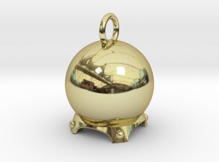 Crystal Ball 3d printed