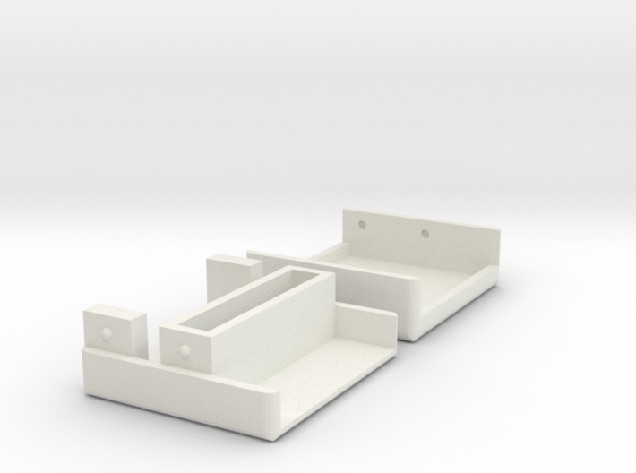 Apple IIGS VGA Adapter Case 3d printed