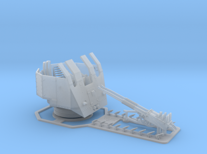 MKV Twin Bofors 1/96 3d printed