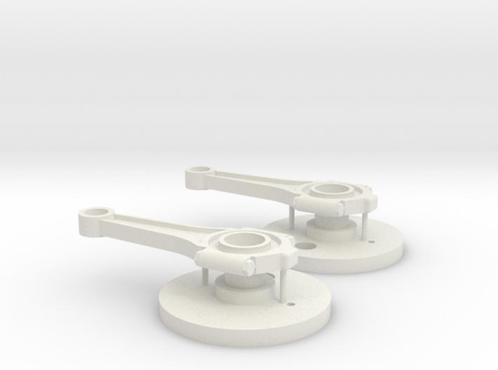 ESB EE-3 Body Greeblies 3d printed