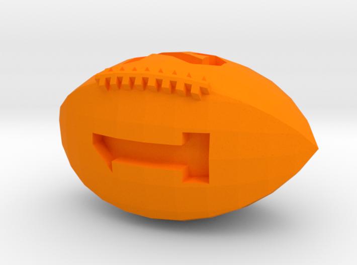 Football D4 3d printed