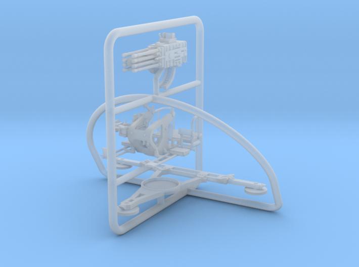 1/144 Salvenmaschinenkanone (SMK) 18 Typ 2 3d printed