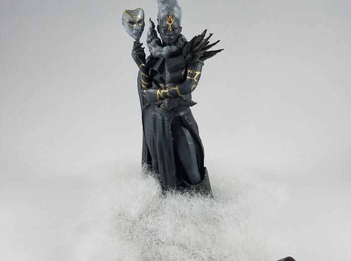 Countess Sansuri 3d printed