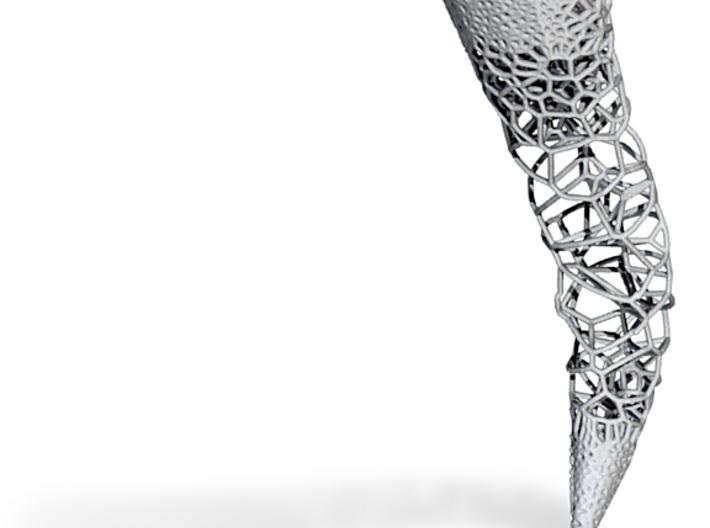 June 6 Alum Prosthesis (1.1 mm) 3d printed
