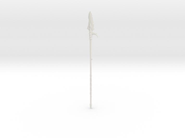 """BotW"" Lizal Spear 3d printed"