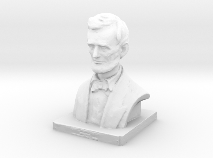 Lincoln-3.printer2 3d printed