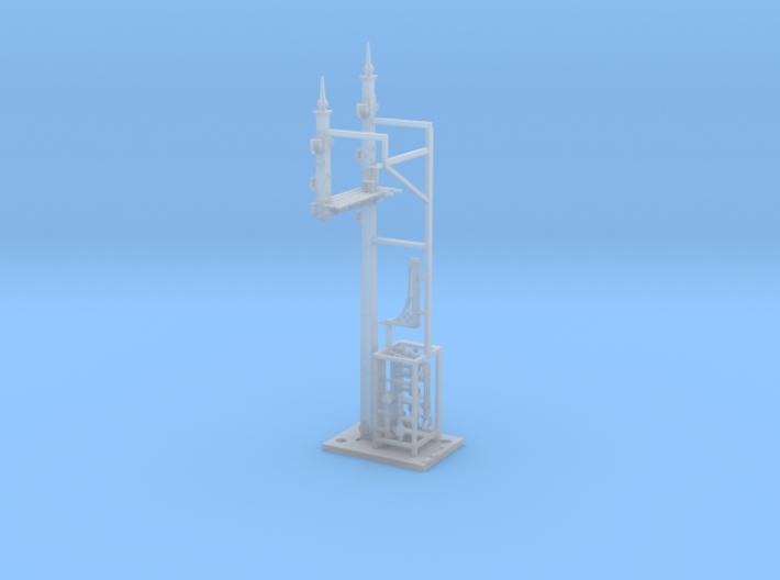 HO NSWGR LQ RH Bracket Signal 3d printed