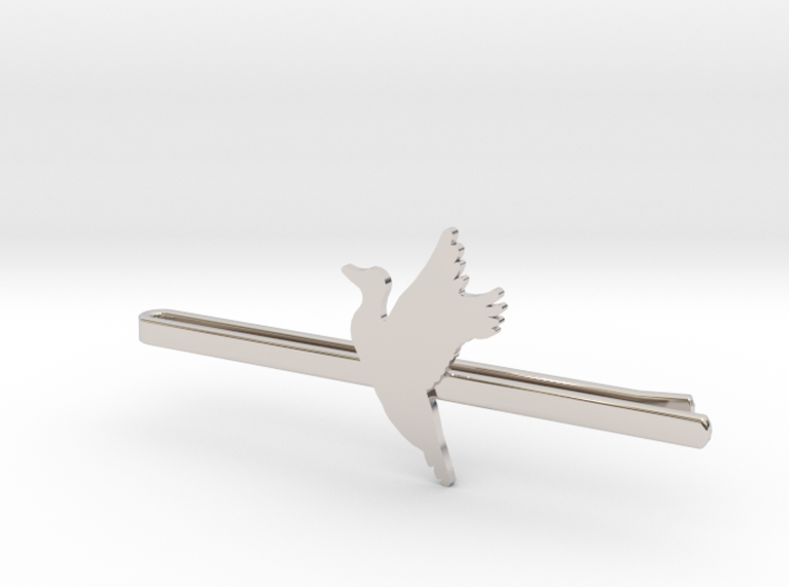 Duck 1 Tie Clip 3d printed