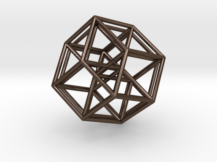 5-Cube 3d printed