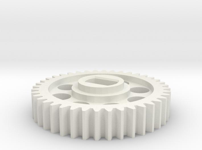 Rotastage Motor Gear 3d printed
