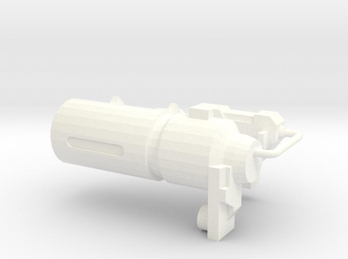 TR: Brawn Pissoff Set for Brawn 3d printed