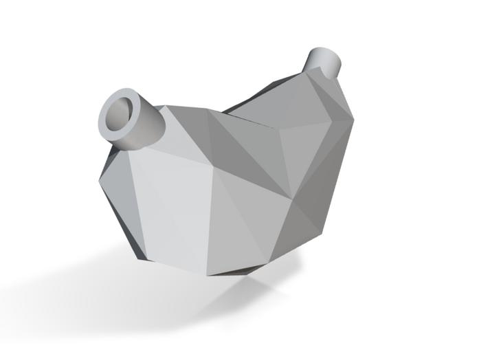 Vostok pendant #1 3d printed