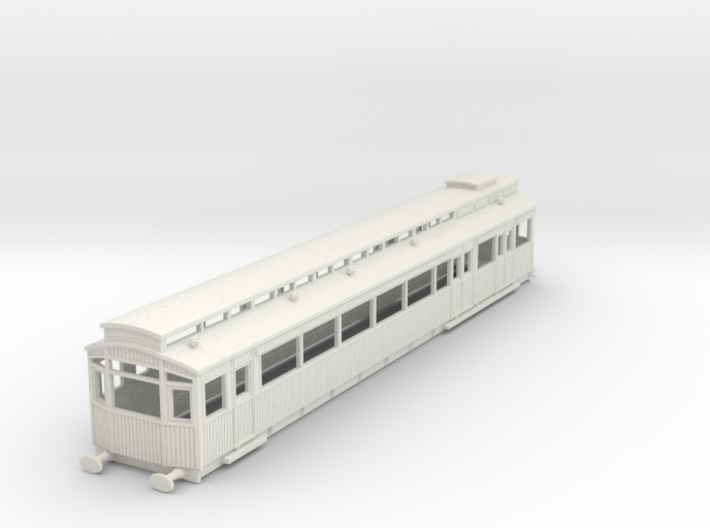 O-87-ner-petrol-electric-railcar 3d printed