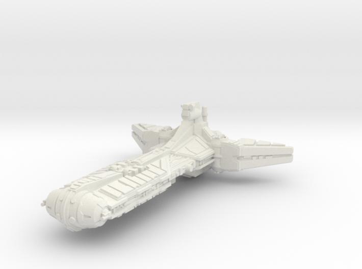 (MMch) Pelta Frigate 3d printed
