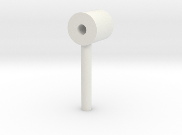 T-Bolt for Flap Blade 1/100 3d printed