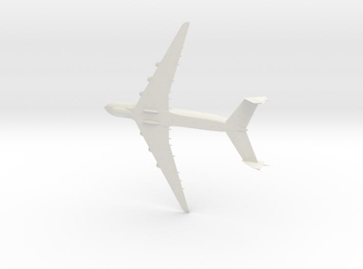 1:285 Antonov An-225 Myira 3d printed