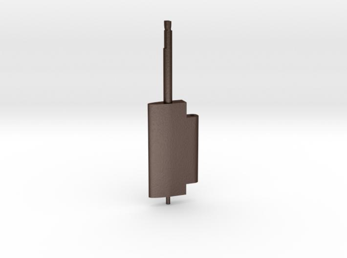 Flap Rudder (Main Blade) V03 1/100 3d printed