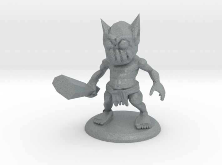 ARNOLD THE ORC 3d printed