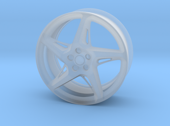 Ferrari 458 Wheel 3d printed